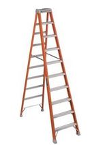 12' F. Step Ladder